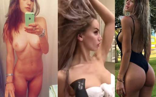 FULL VIDEO: Anella Miller Nude Photos Leaked!